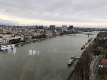 Incredible Bratislava view (from the UFOTOWER) - photo 2